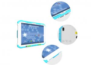 China Barcode Scanner Rugged Windows Tablet PC Android With Android OS NFC Wifi Bluetooth on sale