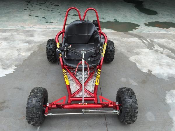 Drift Bike Go Kart Buggy Single Speed Automatic Drive System
