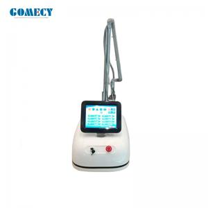 China 10600nm Portable Fractional Co2 Laser Skin Resurfacing Machine on sale