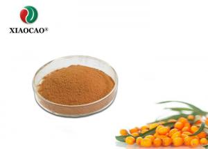 China 100 Organic Sea Buckthorn Leaf Extract Cure Sugar Diabetes Rich Nutrients on sale