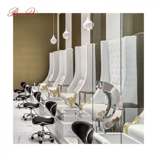 Used Pedicure Chairs For Sale >> Luxury Spa Pedicure Chairs Used Nail Salon Equipment Egg Shaped