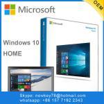 Office Windows 10 Home OEM / Windows 10 Pro Oem Upgrade Multiple Language