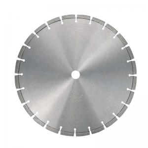 High Frequency Welded diamond Saw Blade For Granite / Marble cutting