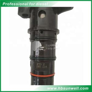 China Dongfeng Truck  Diesel Engine parts Cummins K38 Common Rail Injector Fuel Injector 3609962 on sale