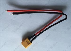 China Aeromodelling Electronic Wire Harness UL3132 Silicon With XT60 Female Plug For Battery on sale