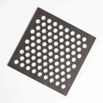 Easy Installation Stainless Steel Perforated Sheet Superior Abrasion Resistance
