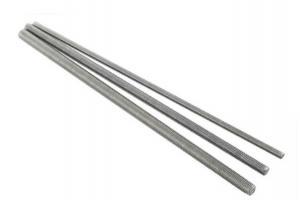 Class 8.8 Steel Fully Threaded Rod M18-2.5 Thread Size Right Hand Threads 1 m Length