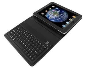 China Light Weight/Quiet Keystrokes/Water-Proof /Dust-Proof Bluetooth Keyboard And Case For Ipad on sale