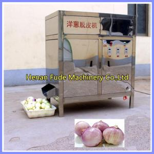 China onion peeling machine, onion peeler, onion skin removing machine on sale