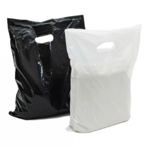 China Eco Friendly Compostable Garbage Bags Customized Logo Pla Plastic Bags on sale