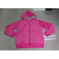 Pink Ladies' Hoodie 100%Polyester Micro Fleece Ladies Pajama Sets