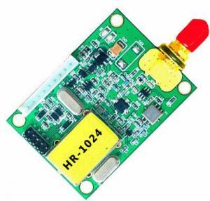 China 433MHz/868MHz/915MHz Wireless RF Data Trannsceiver Module HR-1024 on sale