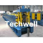 Sigma Profile S18 Sigma Post Guardrail Forming Machine With 36# H Steel Machine Base