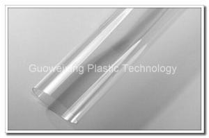 China Petit pain de film diplômée par OIN de polycarbonate de GV, hautes feuilles transparentes de polycarbonate on sale
