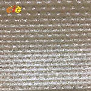 China Strong Non Woven Backin PVC Artificial Leather for Home Decoration on sale