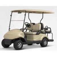 EQ9022(V4) 48V 4KW 2+2 seater electric resort cart/club car with AC motor