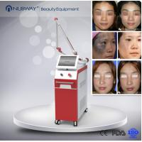 Best 1064nm 532 nm 1320nm Hair removal Q Switched Nd Yag Laser  Machine used for Pigment removal,Tattoo removal