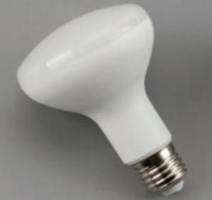China LED Bulb R80 10W Plastic Cover Aluminum E27 Ra 80 House Office Project Used New Hot In Sale Saving Energy Economic Type on sale