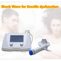 China Low Intensity Ed Erectile Dysfunction Shockwave Therapy Machine on sale