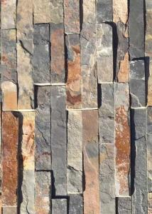China Anti Skid Natural Slate Stone , Small Slate Tiles High Performance on sale