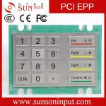 ATM and payment kiosk PCI Encryption PIN Pad, Wincor V5 V6 EPP