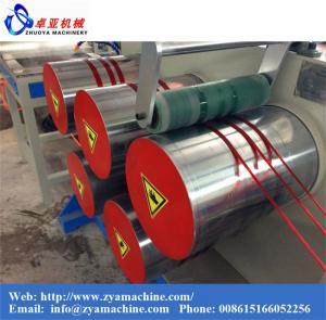 China Plastic Packing Rope Making Machine on sale