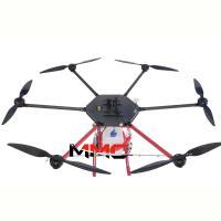 Retractable Dustproof 10L Precision Farming Drones / Quadcopter UAV