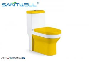China SWC211 Bathroom Toilet Suites 700*370*800 Mm / Ceramic Toilet Pan For Living Room on sale