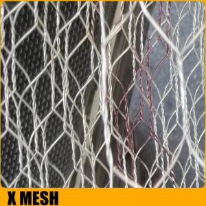 "China 1"" (hexagonal openings) x 20-gauge Hot Dipped Galvanized 36"" x 150' Stucco Netting, Plain and Self-Furring on sale"