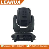 High quality and hotsale stage light projector 230w mini 7r beam moving head light