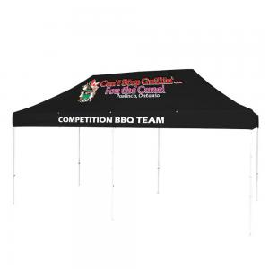 China Wide Open Trade Show Canopy Tent 12x20 Large Size  Top Frame Heavy Duty Frame on sale