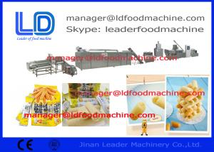 China cereal Snack Making Machine making rice bread / rolling snack / crackers on sale