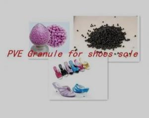 China Durable Shoes Raw Material Flexible PVC Compound Popular Use In Sports Shoes on sale