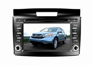 China For Honda New CR-V 2012, 7 Inch Honda DVD Player multimedia Players with AM / FM Radio DR7535 on sale