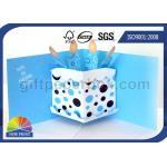 3D surgen las tarjetas de felicitación de las tarjetas de cumpleaños de la torta de cumpleaños que imprimen, tarjetas de felicitación imprimibles