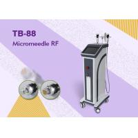 Skin Tightening Bipolar RF Fractional Micro Needle System Skin Rejuvenation Wrinkle Removal Machine