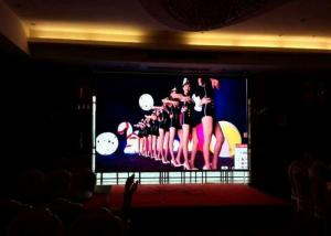 China High Definition P2.5 Indoor Video Wall LED Display Screen 160 x 160mm on sale