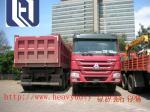 Mining Industry Heavy Duty Dump Truck 336HP 6X4 RHD 30 Ton 10 TIRES