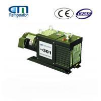 Two Stage Rotary Vane Vacuum Pump , HVAC/R Air Conditioning Vacuum Pump