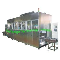 Multiple-Robot Arms Ultrasonic Cleaning Equipment for Stamping Parts Cleaning