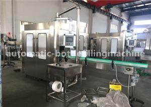 China Coke Cola / Flavored Water Carbonated Drink Filling Machine Production Line / Plant on sale
