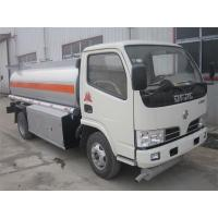 4000L AGO Oil Tanker Truck White Product Fuel Delivery 3 Tonne Tank Capacity