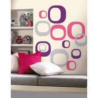 China Big love heart wall sticker on sale