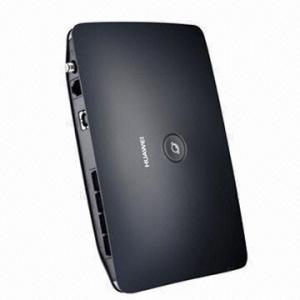 China Unlocked Wireless 3G Wi-Fi Router, HSPA+ 28Mbps/Wireless Gateway, Supports 32 Wi-Fi User on sale