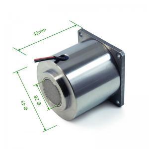 China Tubular Type Push Pull Solenoid For Medical Oxygen Machine on sale
