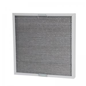China Grease Metal Panels Filter on sale