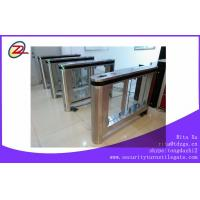 Time Attendance System Speedgate Turnstile Fingerprint Reader