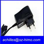 hot-selling model 12v 1A wall-mounted AC DC adapter mobile charger CE,FCC,UL approved