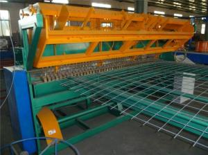 China 3D Curved Fence Mesh Welding Machine / Wire Mesh Panel Welding Machine on sale