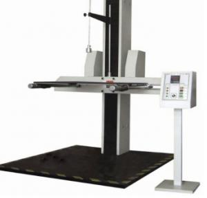 China Double - Wing Package Drop Test Equipment Advanced With Digital Height Display on sale